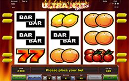 Ultra Hot Slot - Gioca Ora