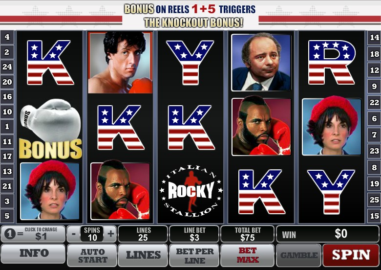 Rocky Game Online