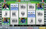 Football Stars slot machine