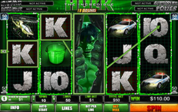 Hulk gratis slot machine