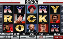 Rocky Gratis Slot
