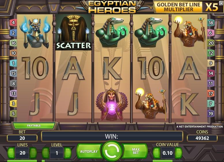 Slot Machine Gratis Faraone