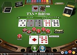 Texas Hold'em Poker Gratis