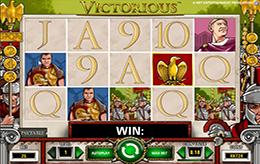 Victorious gratis slot