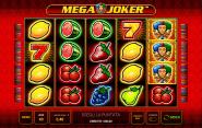 Mega Joker Slot Gratis