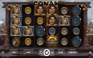 Conan Netent Slot