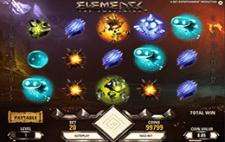 Elements Slot Machine