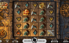 Lost Relics Slot Gratis