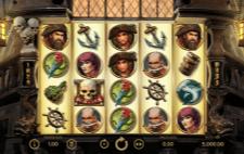 Rage of the Seas Gratis Slot Machine