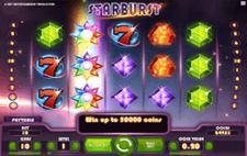 Starburst - Gratis slot di Netent